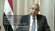 埃及贸工部长:我们将把最好的商品在进口博览会展示