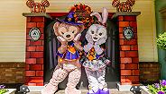 达菲与它的朋友们在上海迪士尼大受欢迎 今年万圣节有了更多相关周边