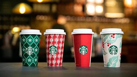 星巴克的圣誕紙杯又來了 這個營銷套路為什么玩了20年都不膩?