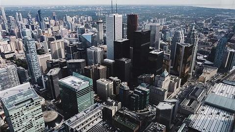 带着探索的决心前往多伦多,眼里都是不曾见过的风景