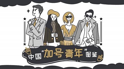 """中国""""加号青年""""图鉴"""