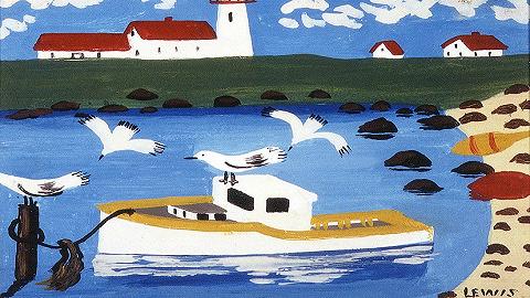 逃跑计划   寻找北大西洋上的龙虾海岛——新斯科舍