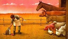 动物的差别对待:我们为什么一边吸猫一边吃猪?