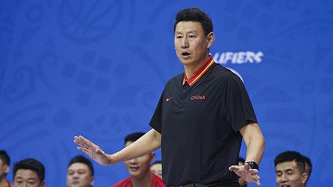 男篮49分大胜,主帅李楠满意新国家队首秀