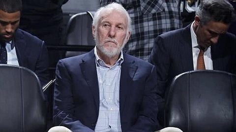 三分太多路跑偏了? 波波维奇不欣赏现在的NBA比赛