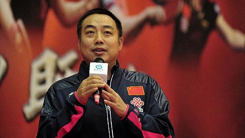 """刘国梁详解改革设想:落实""""让运动员成为中心"""""""