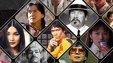 华人面孔在好莱坞电影中究竟长什么样?
