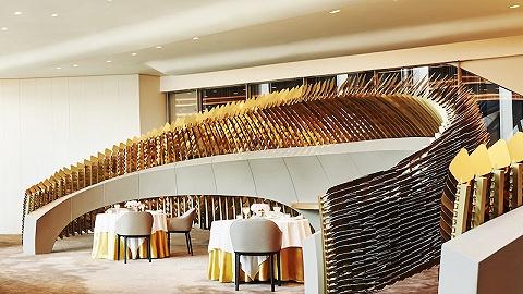 【首席体验官】在澳门摩珀斯,餐桌像建筑一样梦幻