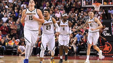 """一念天堂一念地狱,NBA""""狂野西部""""竞争再度升级"""