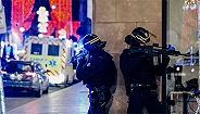 法国圣诞集市恐袭:枪手扫射人群后逃离,事前遭追捕