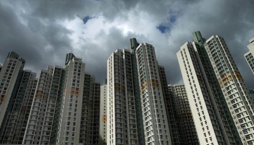中海启德低价拿地,香港地价楼价双降温