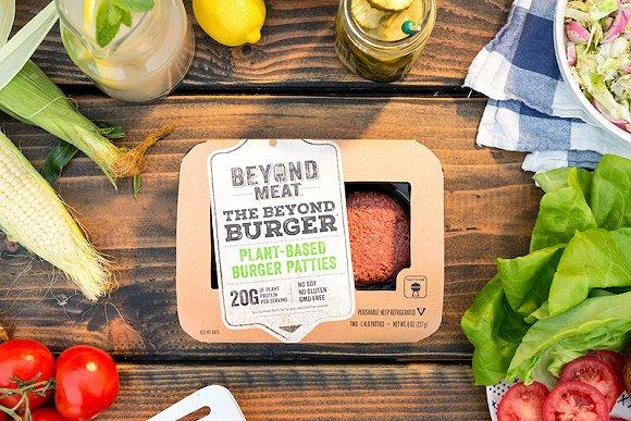 人造肉越来越流行,雀巢也开始买人造肉做的汉堡