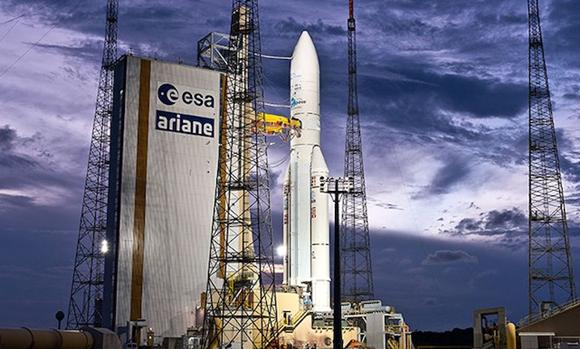 【深度】决战SpaceX还是胎死腹中,欧盟阿丽亚娜6型火箭沉浮录