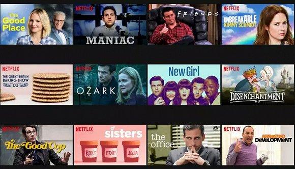 几乎每天上线一部作品的Netflix,是如何选择内容的?