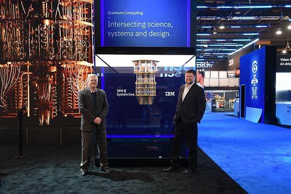 【CES 2019】IBM发布全球首台商用量子计算机