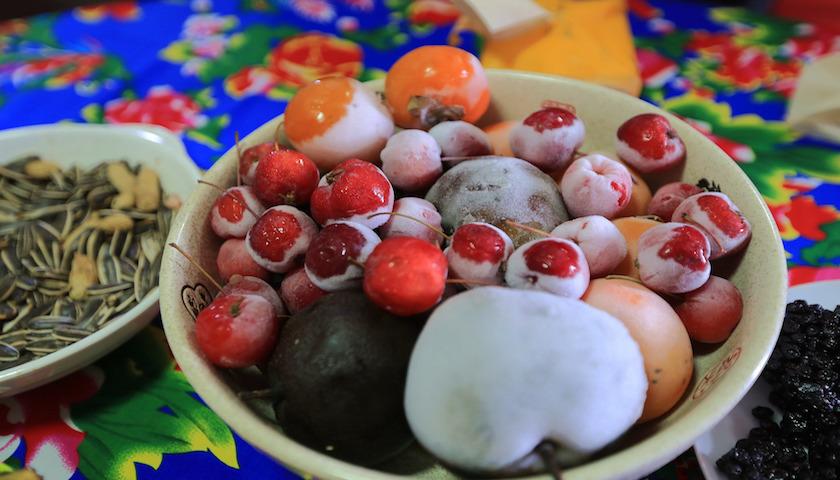 【春节特供·过节指南】东北人说的冻梨是个啥?