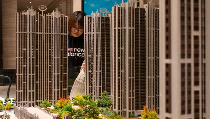 东北贫困县楼市从繁荣到低谷,靠陪读撑起租房市场