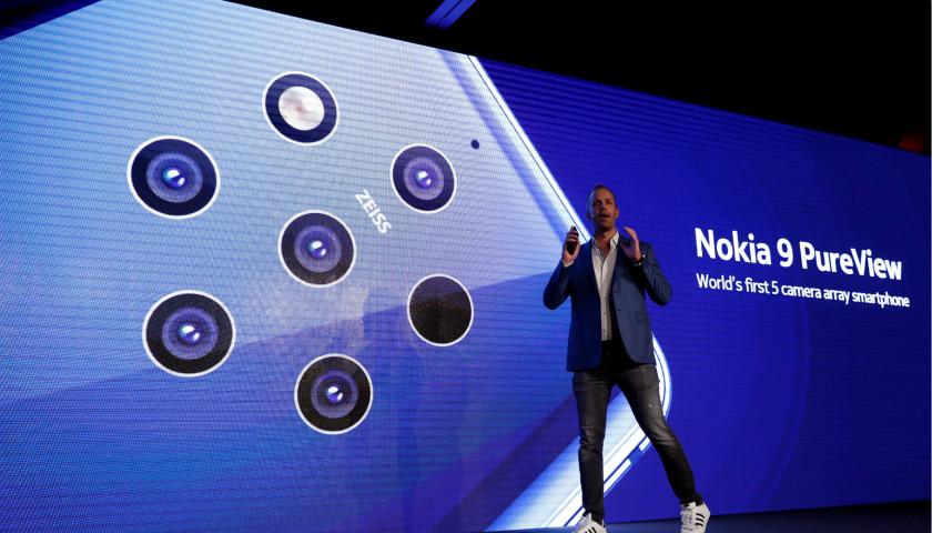 HMD大中华区副总裁许立新:诺基亚手机会坚守拍照传统