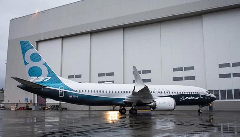 美联邦航空局:波音已开发软件升级补丁,将升级737MAX机型