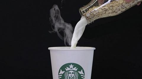 星巴克加持后,燕麦奶咖啡会成为下个潮流饮品吗?
