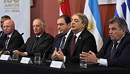 阿根廷、乌拉圭、巴拉圭、智利将联合申办2030足球世界杯