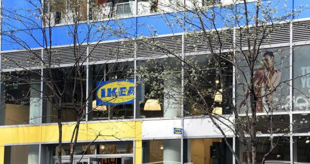 宜家小型店开进纽约上东区,跟高档百货店做邻居