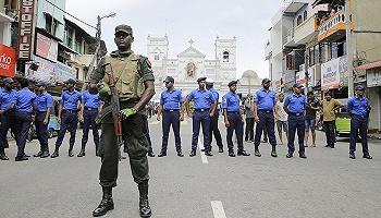 斯里兰卡发生连环爆炸