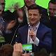 波罗申科承认败选于喜剧演员泽连斯基