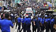 印度洋的眼泪:内战结束十年后,恐怖主义在斯里兰卡卷土重来