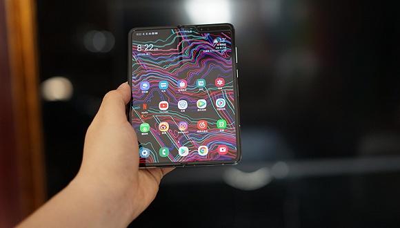 屏幕破裂!三星紧急召回提供测评的所有Galaxy Fold折叠屏手机