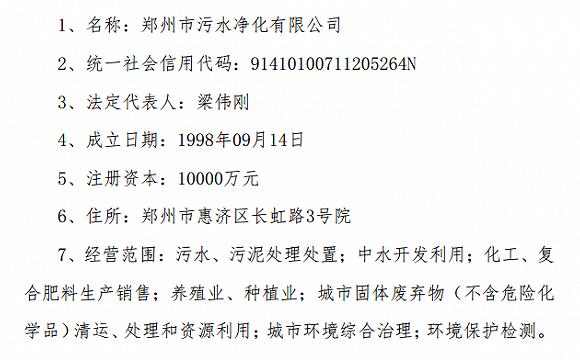 郑州污水净化公司拟整体注入,中原环保直奔涨停
