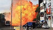 外媒:斯里兰卡发生三起爆炸