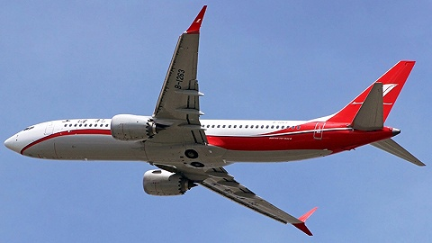 波音737MAX再次上天,上海航空转?#21697;?#26426;至太原、兰州封存