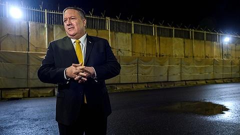 伊拉克亲伊朗武装要动手了?美下令驻伊拉克使馆人员紧急撤离