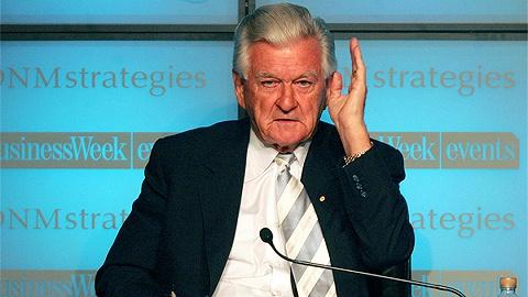 """澳大利亚前总理霍克:无畏的改革者,塑造当代澳洲的""""APEC之父"""""""