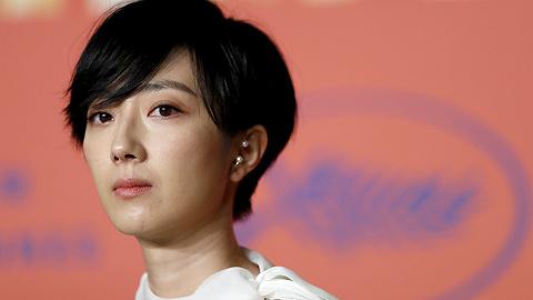 【戛纳】桂纶镁:演完《白日焰火》,我觉得自己不害怕了