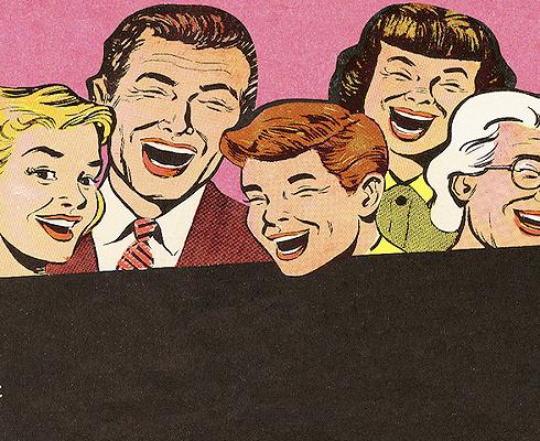 """""""笑""""是一种低成本工具,但它也有负作用"""