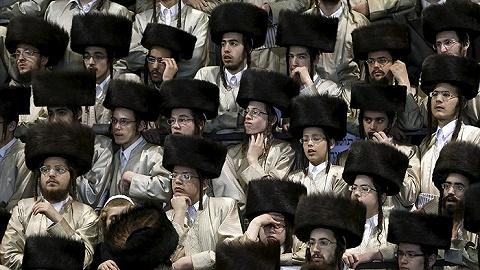 永久的离散:更迭的犹太身份