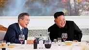 """文在寅:半岛和平进程没""""停滞"""",第三次""""金特会""""在谈了"""