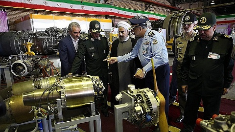 """浓缩铀突破协议上限,伊朗真如特朗普所说在""""玩火""""?"""