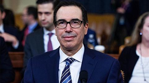 拒不交出特朗普报税单,美财政部终于被众议院告上了法庭