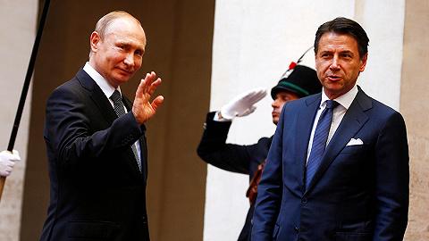 普京去了趟意大利,希望老朋友协助修复俄欧关系