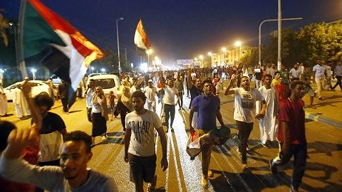 苏丹过渡军委会与反对派达成协议,军人文官轮流领导最高权力机构