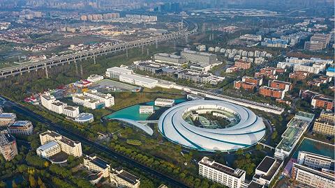 """上海91亿挂牌张江地块,将建超高""""双子塔"""""""