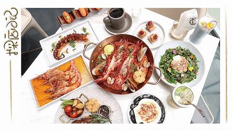 探店 | 一次穿梭在红魔虾、布拉塔芝士之间的CASA TALIA地中海料理游记