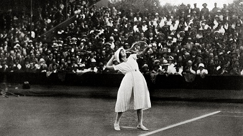 """温布尔登叛逆史:女性网球运动员的时尚""""丑闻"""""""