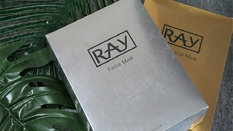 """泰国网红面膜RAY各个版本""""宫斗""""不断,最近在上海被查出含有禁用激素"""