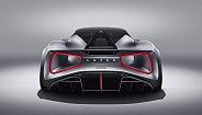 路特斯第一款电动超跑全球首秀,李书福的跑车版图正式启程