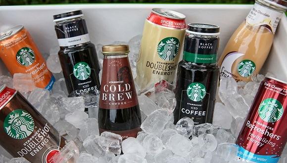 今年各大品牌在即饮咖啡市场格外活跃