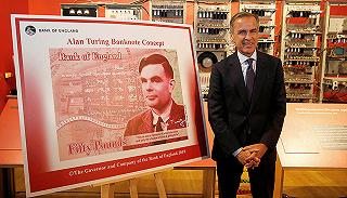 图灵成为50英镑新钞人物,纸币上的人物承载了国家怎样的期许?